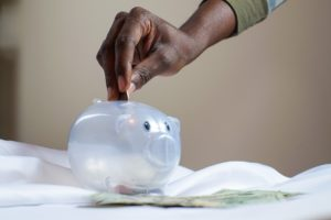 Money saved from dental implant cost